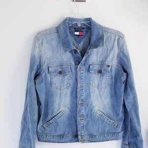 Tommy Hilfiger vintage jean jacket L